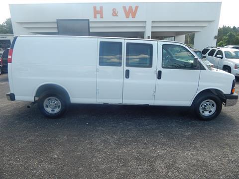 2011 Chevrolet Express Cargo for sale in Opelika, AL