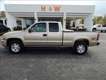 2005 GMC Sierra 1500 for sale in Opelika, AL