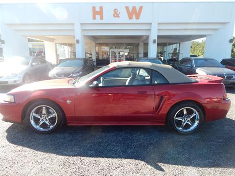 1999 Ford Mustang for sale in Opelika, AL