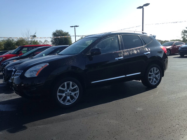 2013 nissan rogue sv w sl package awd 4dr crossover in leesburg eagle one auto sales. Black Bedroom Furniture Sets. Home Design Ideas