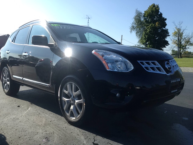 2013 Nissan Rogue SV w/SL Package AWD 4dr Crossover - Leesburg OH