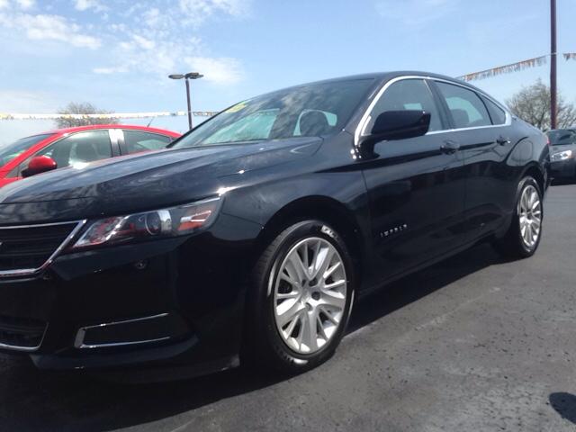 2015 Chevrolet Impala LS Fleet 4dr Sedan - Leesburg OH