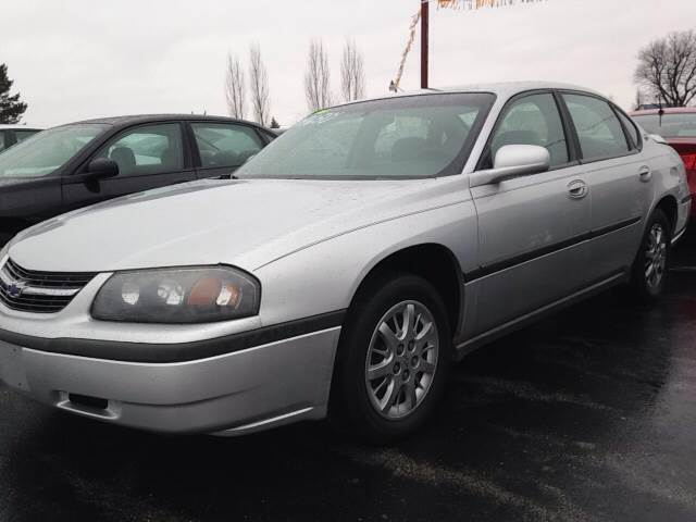 2001 chevrolet impala for sale in ohio for Brown county motors russellville ohio
