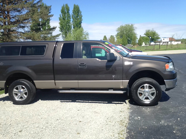 2006 Ford F-150 XLT 4dr SuperCab 4WD Styleside 6.5 ft. SB - Leesburg OH