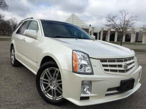 2007 Cadillac SRX for sale in DEARBORN MI