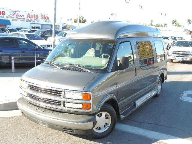 1999 Chevrolet Express for sale in IMPERIAL BEACH CA
