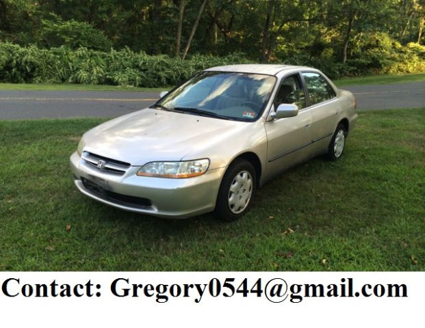 1999 Honda Accord for sale in  -1