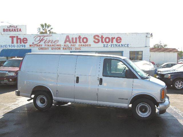 1996 Chevrolet Chevy Van