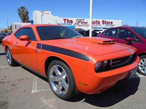 2010 Dodge Challenger for sale in Imperial Beach, CA