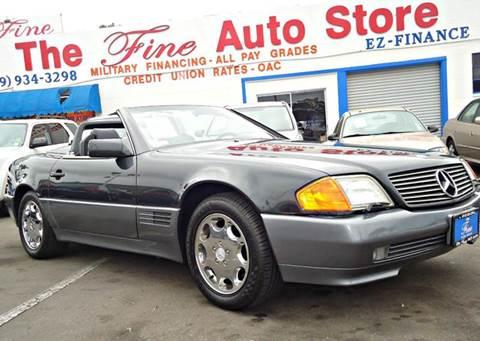 1994 Mercedes-Benz SL-Class for sale in Imperial Beach, CA