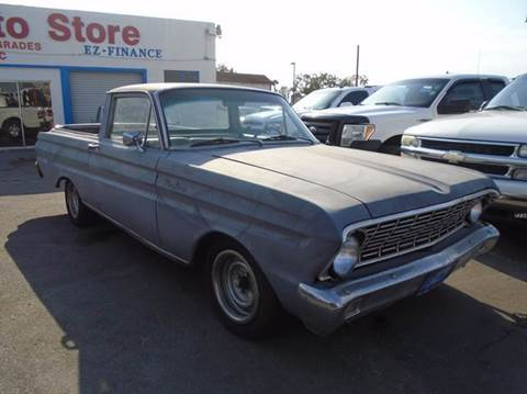 1965 ford ranchero for sale in imperial beach ca