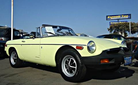 1977 MG MGB for sale in Imperial Beach, CA