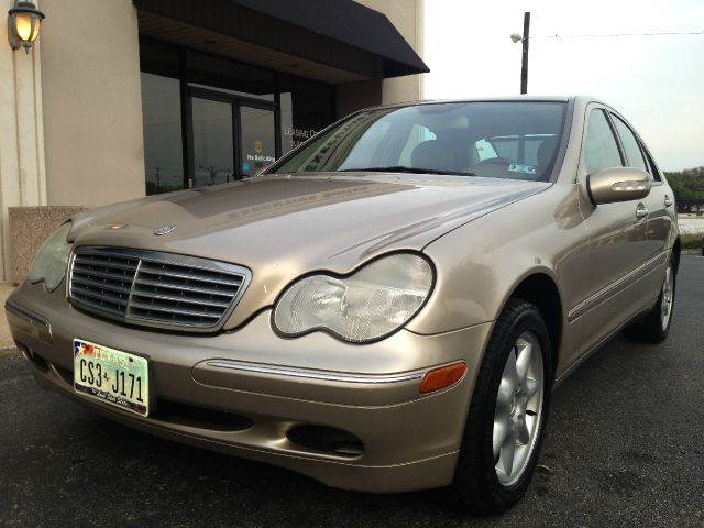2001 mercedes benz c class c320 in san antonio tx half for San antonio mercedes benz dealers