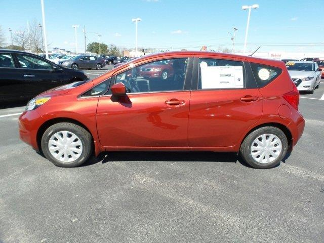 2016 nissan versa note s plus 4dr hatchback in lumberton nc terry chapin nissan. Black Bedroom Furniture Sets. Home Design Ideas