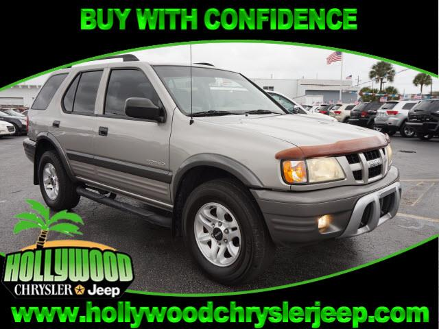 2004 Isuzu Rodeo for sale in HOLLYWOOD FL