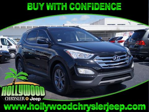 2013 Hyundai Santa Fe Sport for sale in Hollywood, FL