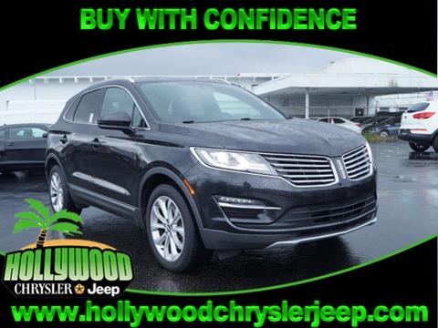 2015 Lincoln MKC for sale in Hollywood, FL