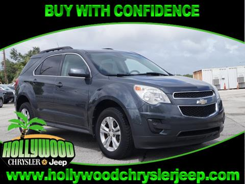 2011 Chevrolet Equinox for sale in Hollywood, FL