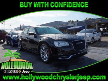 2017 Chrysler 300 for sale in Hollywood, FL