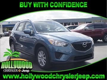 2015 Mazda CX-5 for sale in Hollywood, FL