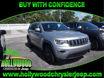 2017 Jeep Grand Cherokee for sale in Hollywood, FL