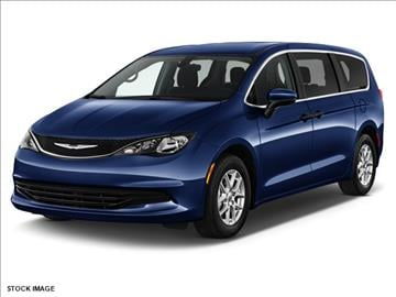 2017 Chrysler Pacifica for sale in Hollywood, FL