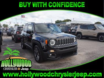 2016 Jeep Renegade for sale in Hollywood, FL