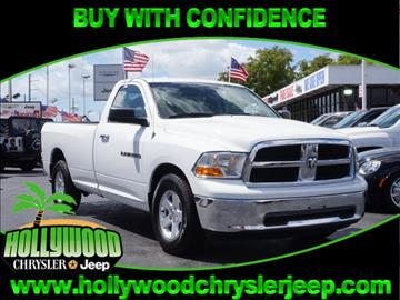 2012 RAM Ram Pickup 1500 for sale in Hollywood, FL