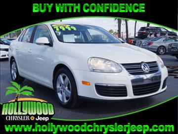 2008 Volkswagen Jetta for sale in Hollywood, FL