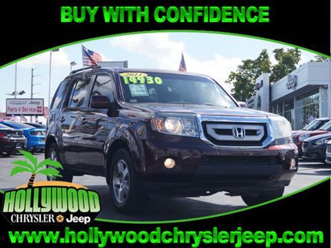 2011 Honda Pilot for sale in Hollywood, FL