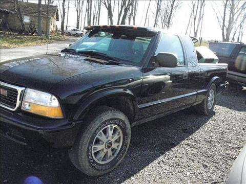 2002 GMC Sonoma for sale in Hillsboro, OH