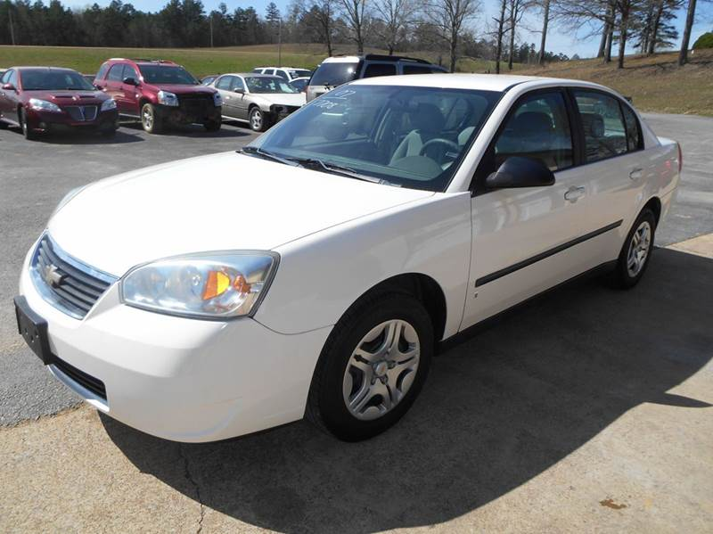 2007 Chevrolet Malibu LS 4dr Sedan - Walnut MS