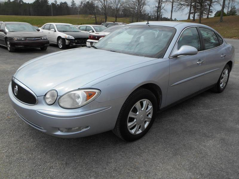 2005 Buick LaCrosse CX 4dr Sedan - Walnut MS