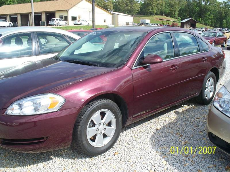 2007 Chevrolet Impala LT 4dr Sedan - Walnut MS