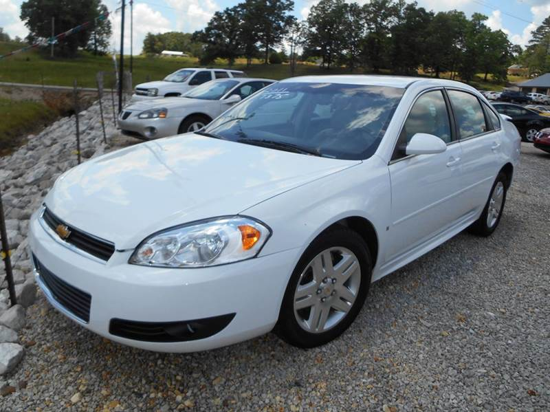 2011 Chevrolet Impala LT Fleet 4dr Sedan w/2FL - Walnut MS