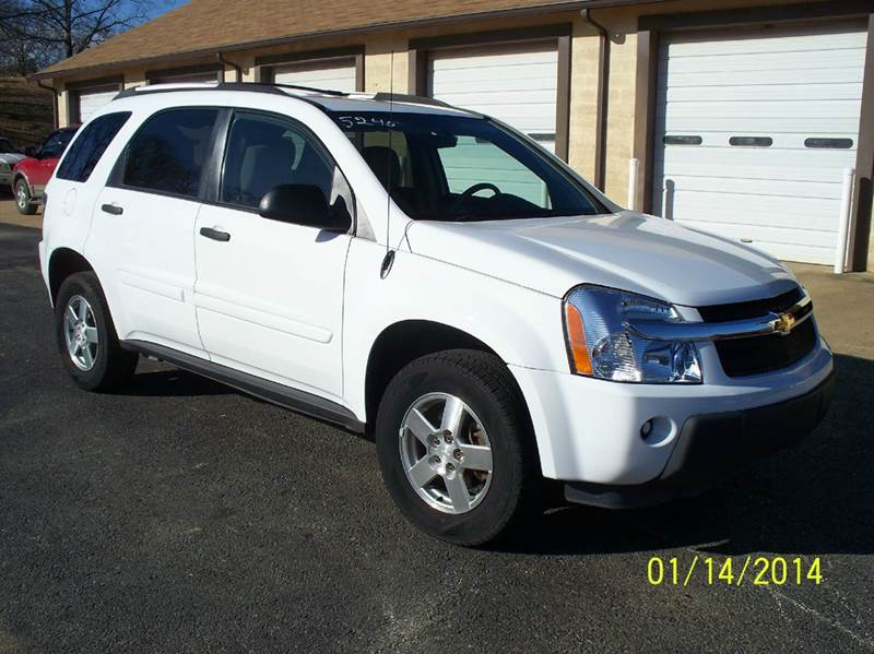 2005 Chevrolet Equinox LS 4dr SUV - Walnut MS