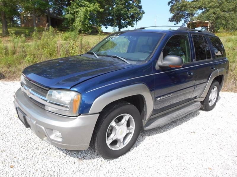 2003 Chevrolet TrailBlazer LS 4WD 4dr SUV - Walnut MS