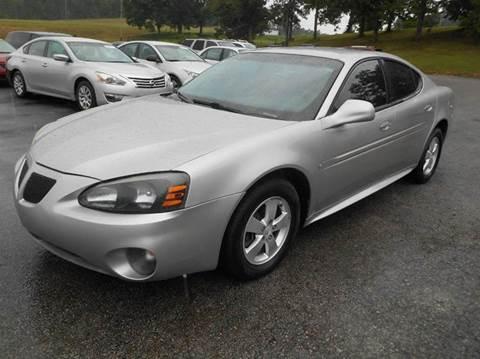 2007 Pontiac Grand Prix for sale in Walnut, MS