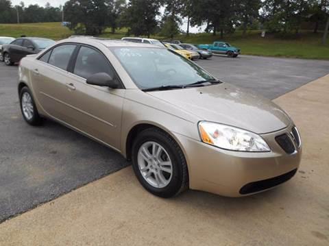 2006 Pontiac G6 for sale in Walnut, MS