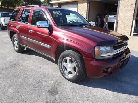 2004 Chevrolet TrailBlazer for sale in Walnut, MS