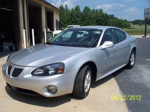 2004 Pontiac Grand Prix for sale in Walnut, MS