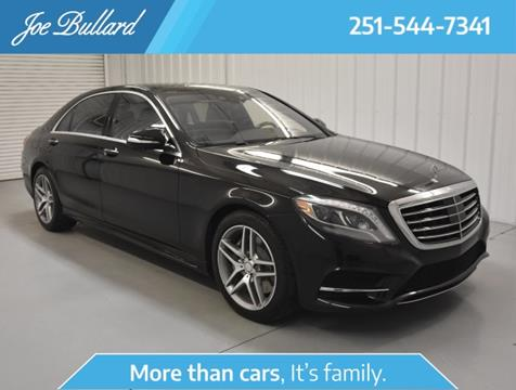 2015 Mercedes Benz S Class For Sale In Mobile AL