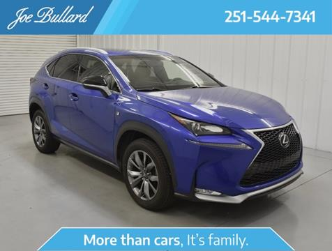 2015 Lexus NX 200t For Sale In Mobile, AL