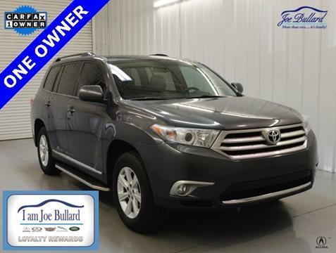 2013 Toyota Highlander for sale in Mobile, AL