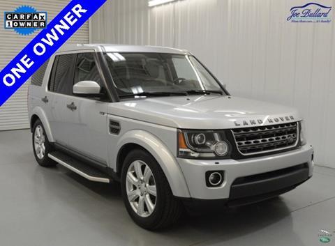 2015 Land Rover LR4 for sale in Mobile, AL