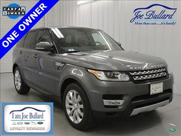 2014 Land Rover Range Rover Sport for sale in Mobile, AL