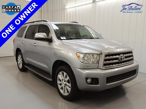 2013 Toyota Sequoia for sale in Mobile, AL