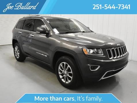 2014 Jeep Grand Cherokee for sale in Mobile, AL