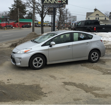 used toyota prius for sale in maine. Black Bedroom Furniture Sets. Home Design Ideas