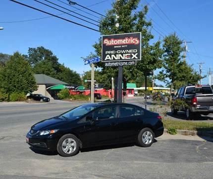 Honda For Sale Maine